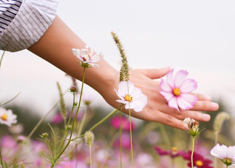 como suavizar las manos naturalmente