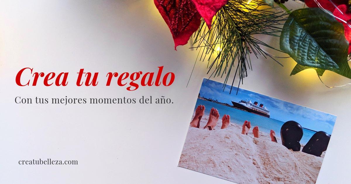 Ideas de decoración navideña con fotos