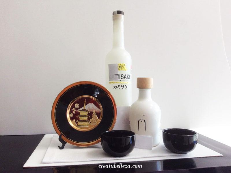 Beneficios del sake para la piel del rostro