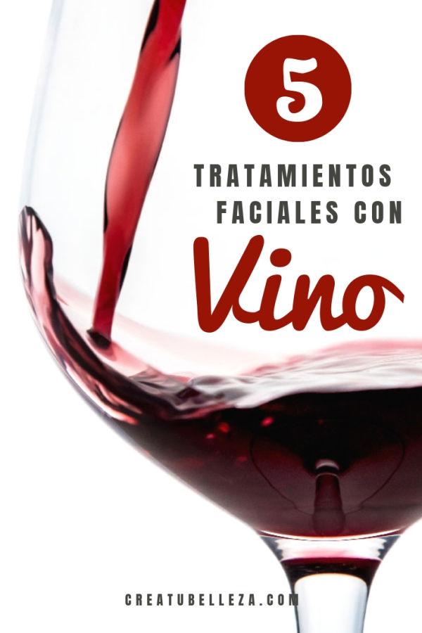 Cómo usar el vino para la cara con 5 tratamientos faciales caseros
