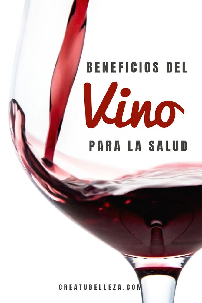Cuáles son los beneficios del vino para la salud y la piel