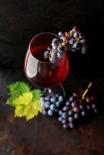 El uso del vino en la cosmética