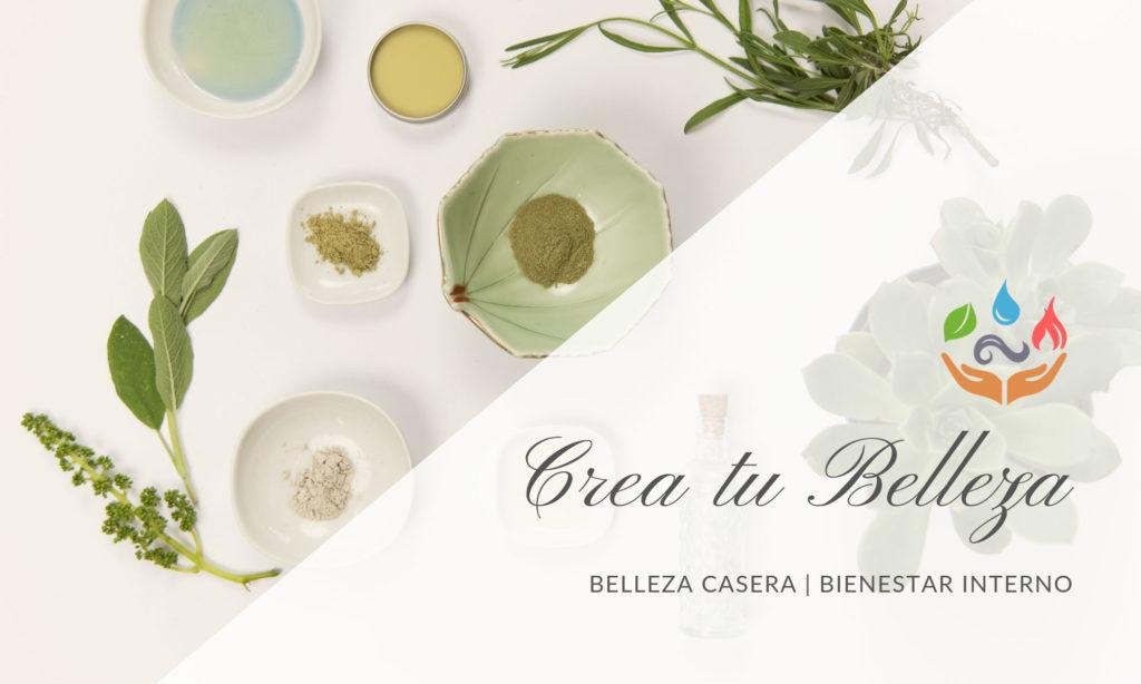 Crea Tu Belleza, te invita a conocer nuestros remedios caseros para una piel hermosa y sana.