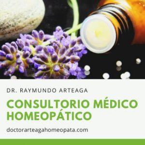Homeopatía de México Doctor Raymundo Arteaga