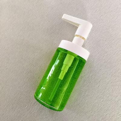Cómo hacer un desinfectante casero para las manos