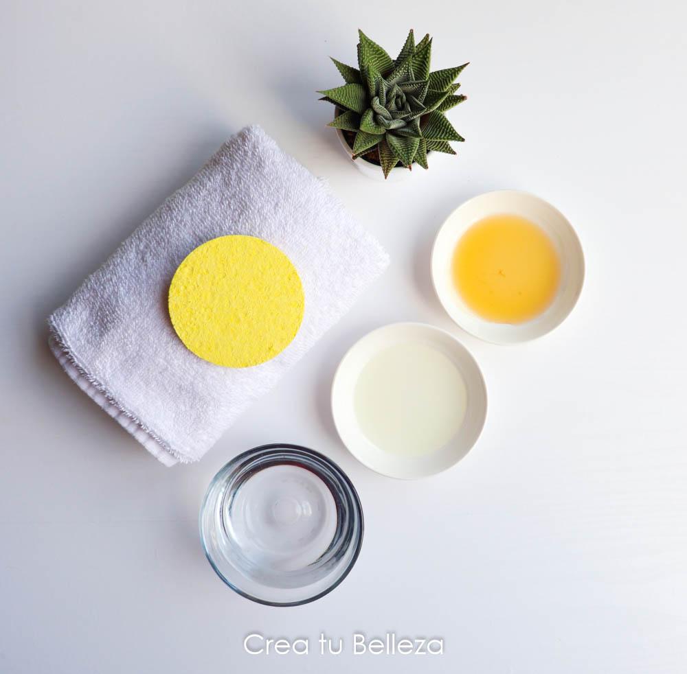 Cómo hacer una limpieza facial con miel y aceite de oliva Crea tu Belleza